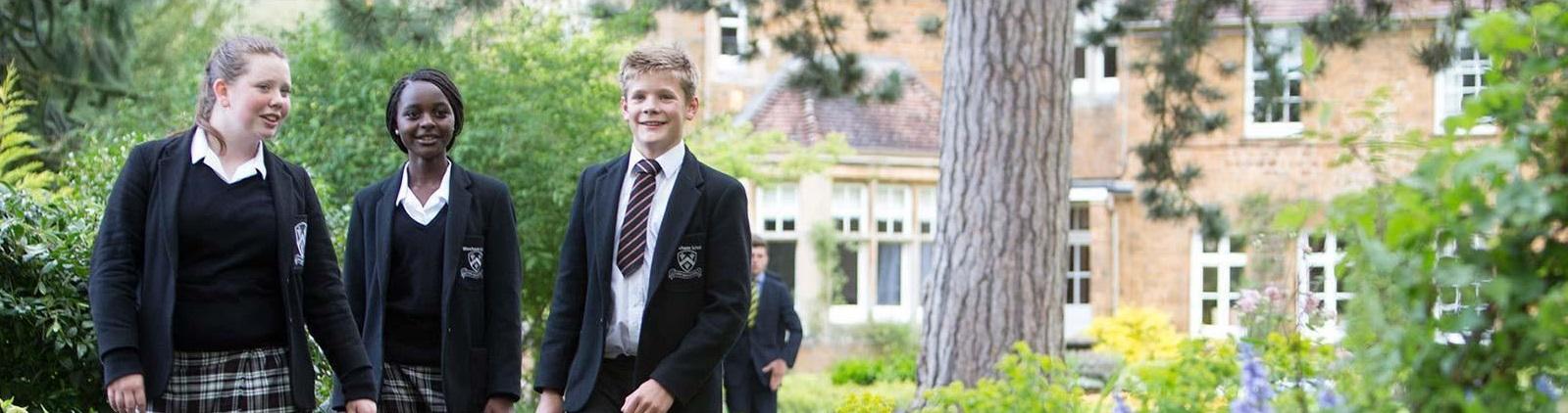 Bloxham School - pupils