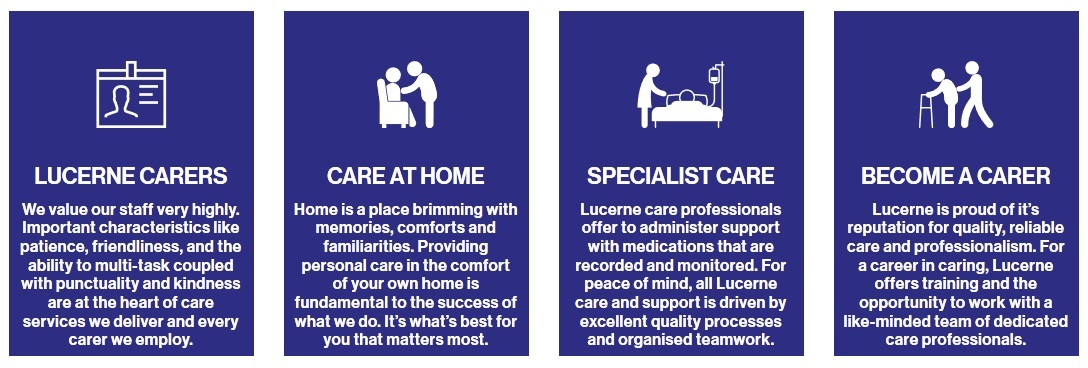 Lucerne (Scotland) Home Care - Services image