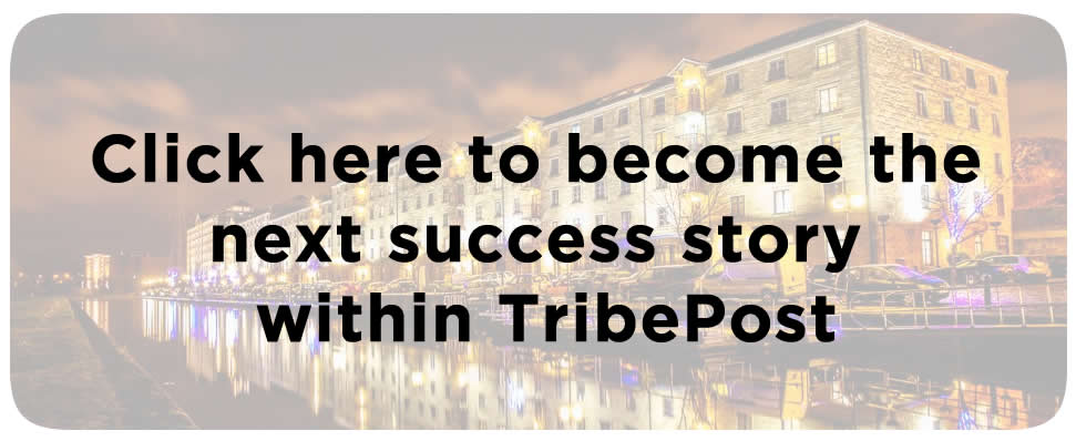 Click here to become the next success story within TribePost